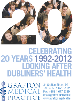 Grafton Medical 20th Anniversary