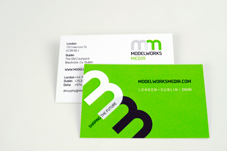 Business Cards, Dave Richardson