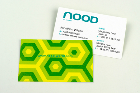 Business Cards, Merit Property