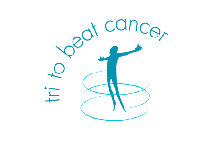 Logo design for Tri-toBeat Cancer
