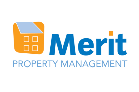 Merit Property Logo Design